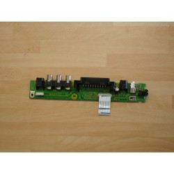 AV BOARD TNPA2577-1 FOR PANASONIC TX15LV1 LCD TV