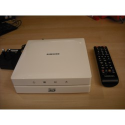 Samsung BD-ES6000E Smart 3D Blu-ray Player