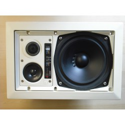 Sonance T4000M  Weather Resistant 3 Way In Wall Speakers