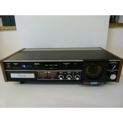Akai CR-81T  Receiver & 8-track cartridge player & amplifier (1973-74)
